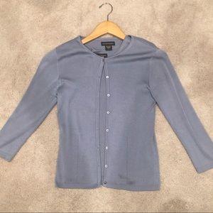 Banana republic sweater and vest set